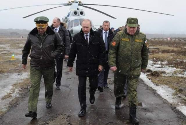 Ist Russland wirklich in die Krimeingedrungen?