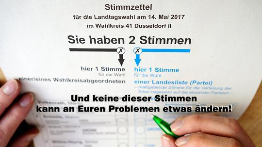 """Das Grundgesetz ist """"keine"""" Verfassung"""